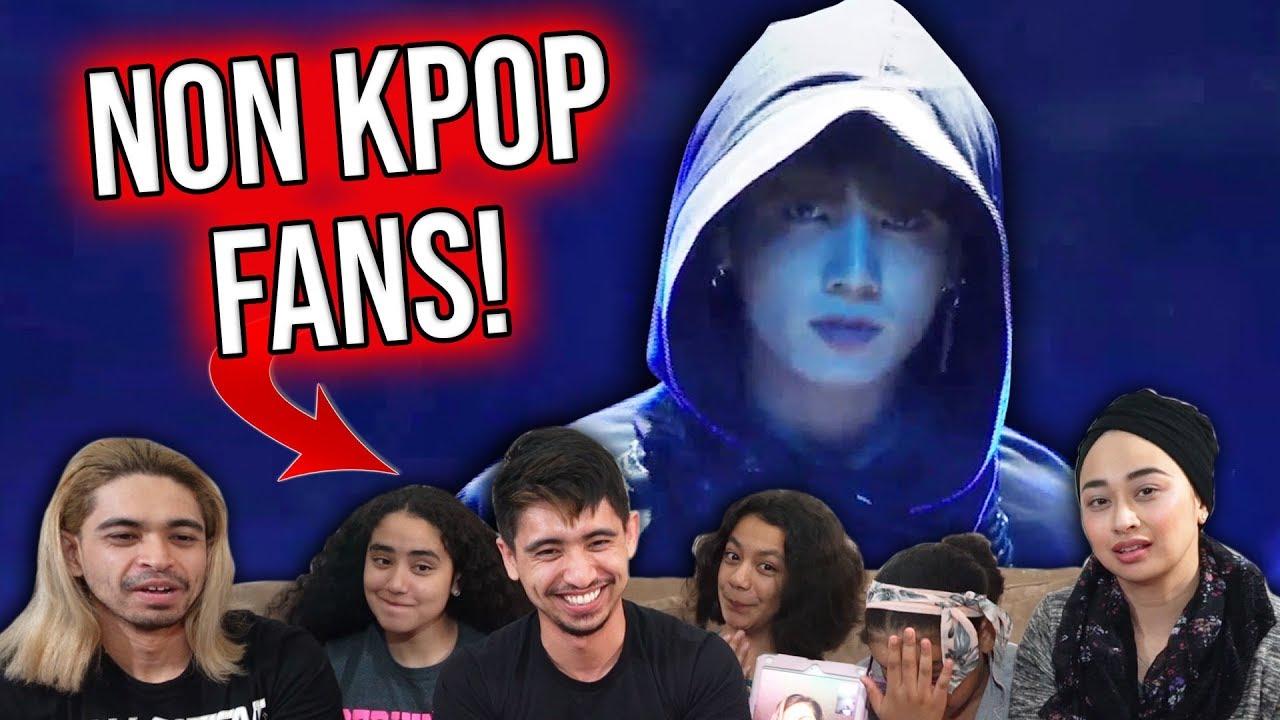 BTS Melon Music Awards 2018 Non Kpop Family Reaction! (converted?)