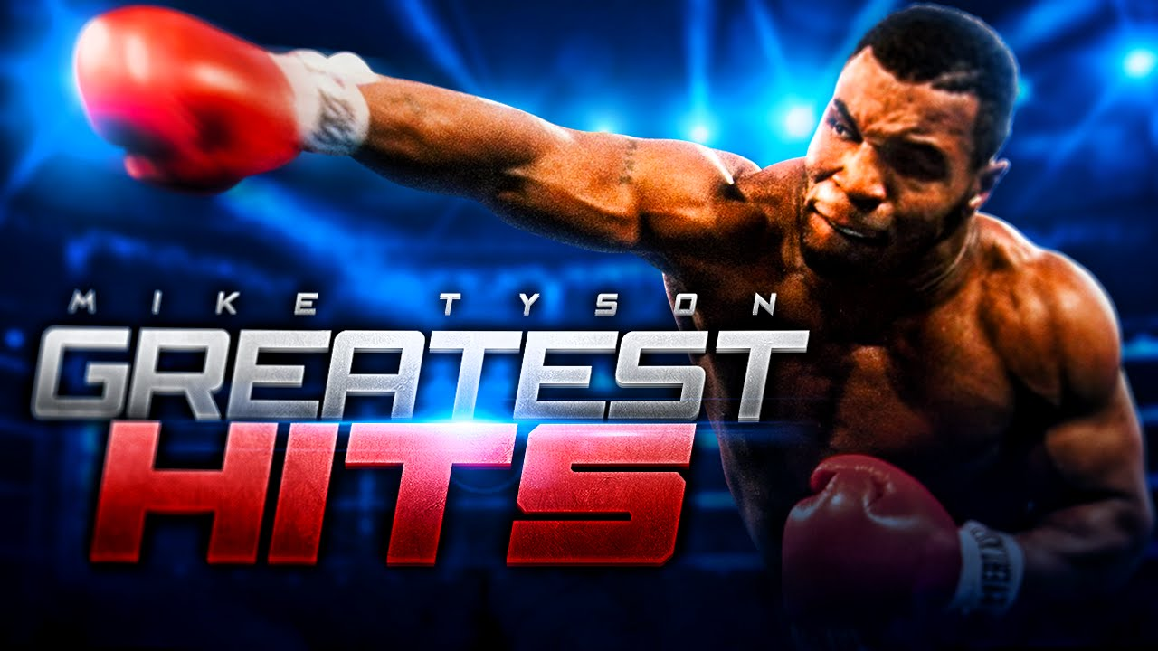 Mike Tyson Highlights (Greatest Hits)