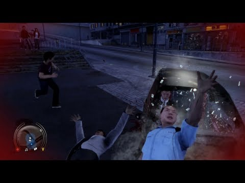 Sleeping Dogs - Glitches/Bugs - Possessed Vehicles |