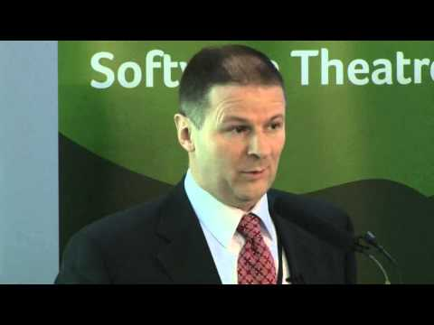 Andy Laver at Accountex 2012 - Simpler Income Tax for the Simplest Small Business