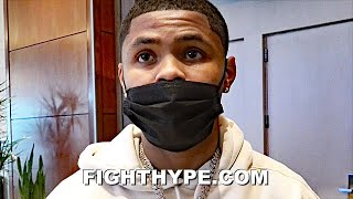 "SHAKUR STEVENSON WARNS SHAWN PORTER ""BAD STYLE"" VS. TERENCE CRAWFORD; ""SAVAGE"" FIGHT BREAKDOWN"