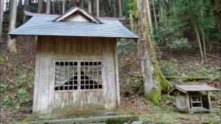 来見野神社 若桜町往来