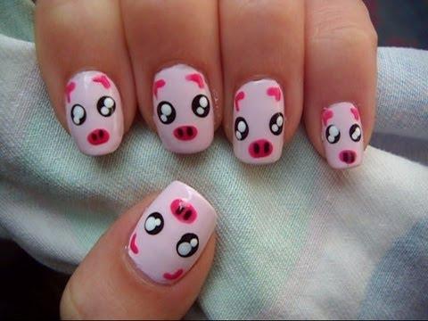 Pig Nails! - YouTube