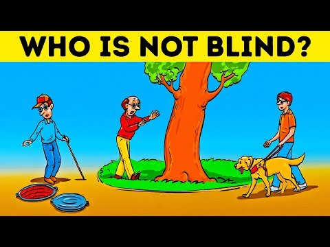 Fun Brain Games To Test Your General Knowledge And Logic