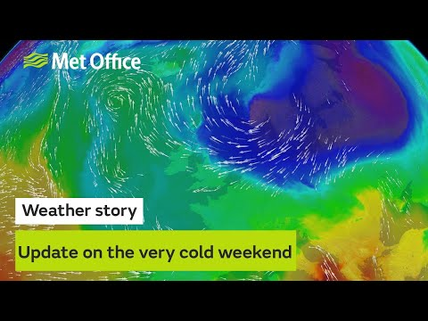 Weather Story - Update on the very cold weekend