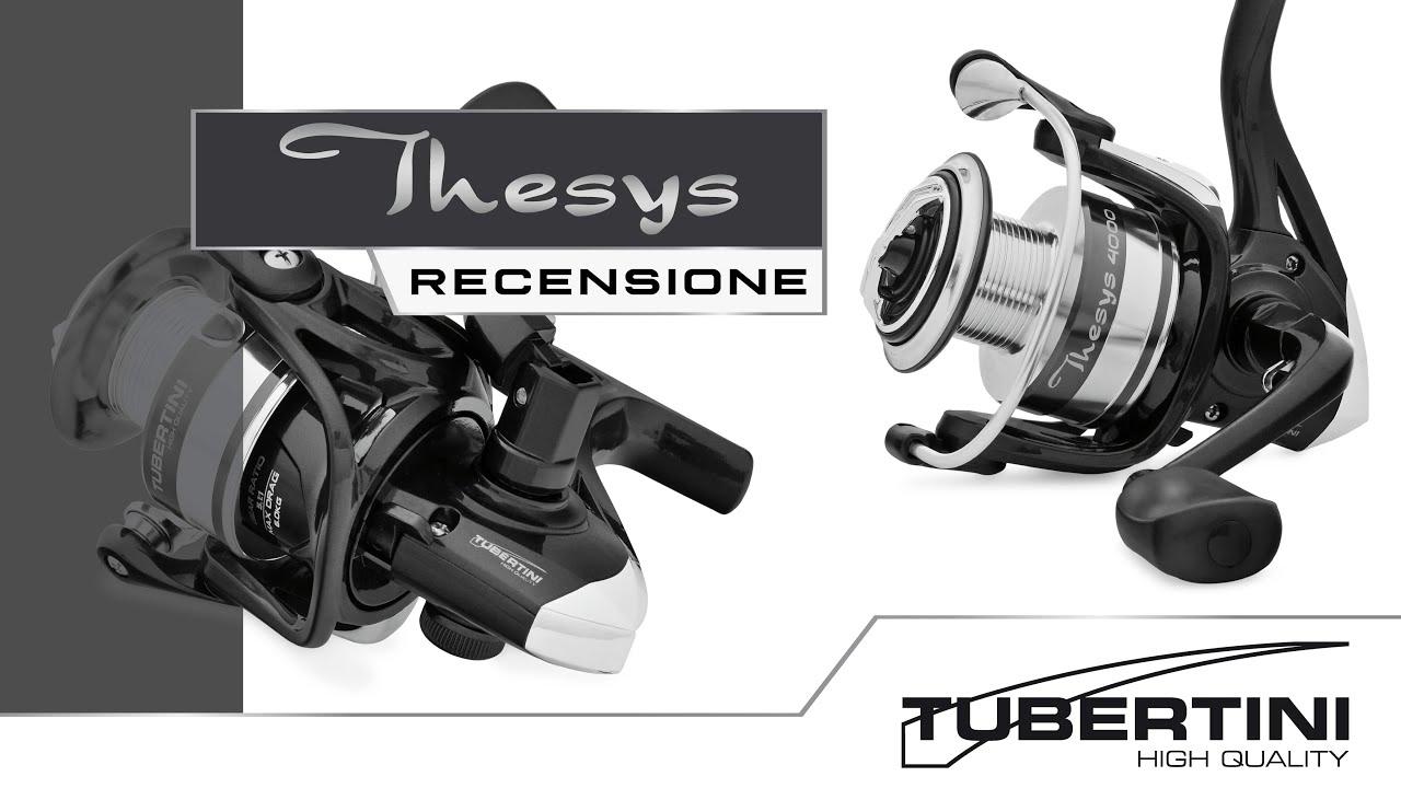 Tubertini High Quality presenta il nuovo mulinello Thesys