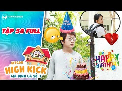 Gia đình là số 1 sitcom | tập 58 full: đức minh thẫn thờ vì yumi vô cớ bỏ đi trong ngày sinh nhật