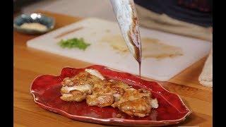 Соус тереяки к обжареной курице превосходный вкус/teriyaki sauce recipe