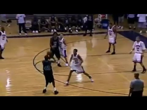 High School Clips of current NBA Players (LBJ, KD, Kobe, Blake, DRose, VC,..)