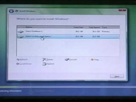 Phần IV: Hướng dẫn cài đặt Windows XP - Windows Vista và các phần mềm ứng dụng3