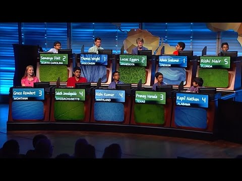 Nat Geo Bee 2016: Mo Rocca Meets the National Geographic Bee Finalists