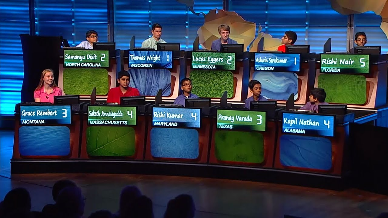 Nat Geo Bee 2016: Mo Rocca Meets the National Geographic Bee ...
