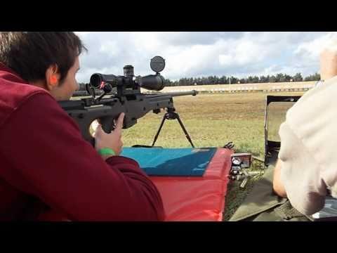 Shooting Accuracy International AW L96
