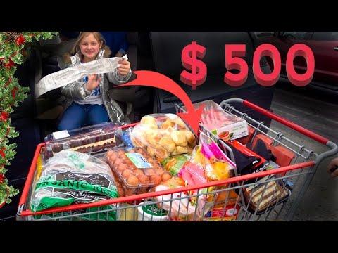 США Предпраздничные ПОКУПКИ на $500 в КОСТКО! Сколько стоит еда в америке ГОТОВИМСЯ к Новому Году