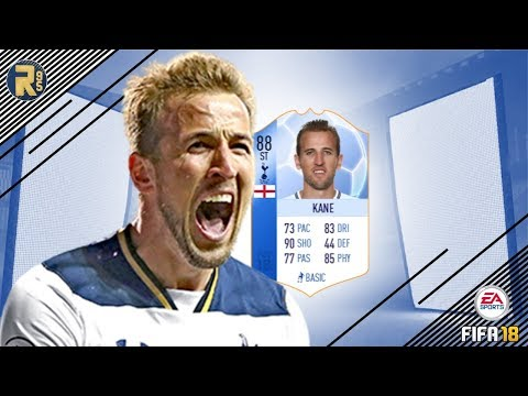 TEAM OF THE GROUP STAGE PLAYER REVIEW | 88 RATED CARD HARRY KANE PLAYER REVIEW!!!