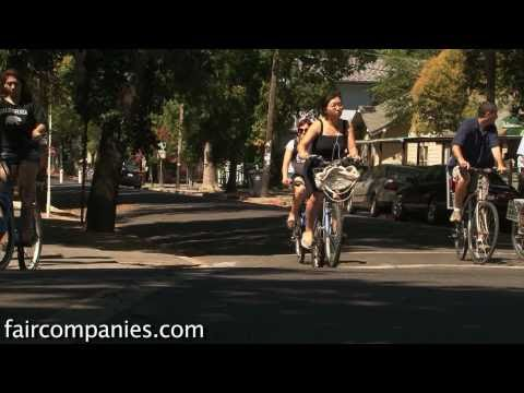 America's 1st platinum bicycle city (Davis, CA)