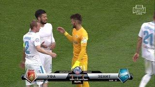 Highlights FC Ufa Vs Zenit (1-1) | RPL 2014/15