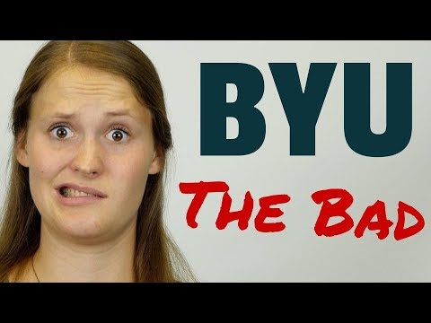 Top 10 reasons NOT to attend BYU.