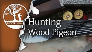 Hunting: Pigeon Shooting with a Shotgun
