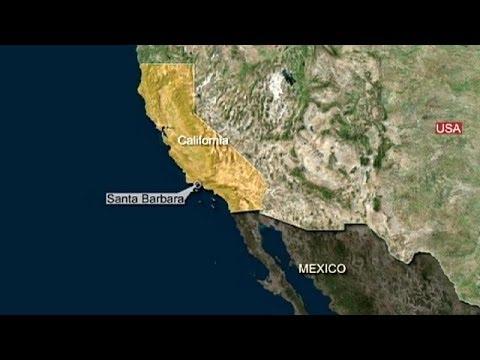 Seven students dead after shooting rampage in Santa Barbara California