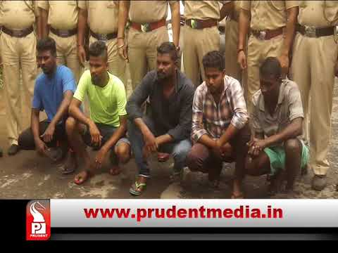 5 GANG MEMBERS ARRESTED IN MARGAO ATTACK CASE, 2 PERSONS ABSCONDING _Prudent Media Goa