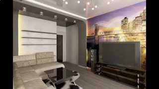 Стили дизайна интерьера квартир(Как вариант оформления интерьера квартиры используют и натяжные потолки. Ниже уровня основного (несущего)..., 2014-10-08T12:29:27.000Z)