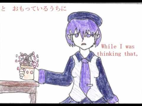 "[UTAU] Defoko recites Michio Mado's ""Sakura"""