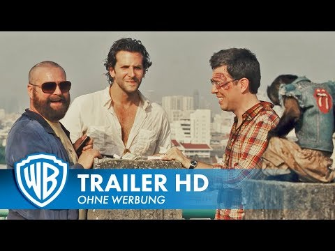 HANGOVER 2 - offizieller Trailer #3 deutsch german HD