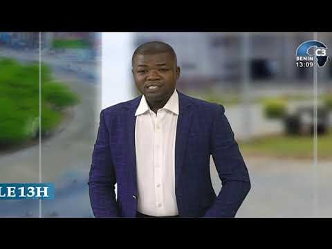 CANAL3-BENIN : Journal Télévisé 13h00 du Mardi 06 Juillet 2021 avec Clément ATCHADE
