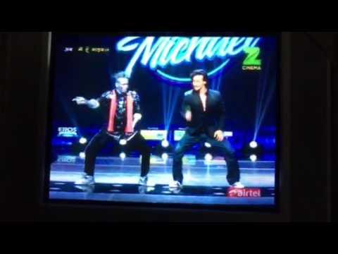 Main hoon Michael     Tiger's dance