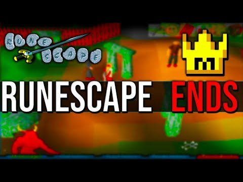 Runescape End Of An Era, HCIM Makes Huge Mistake, World Record Infernal Cape OSRS