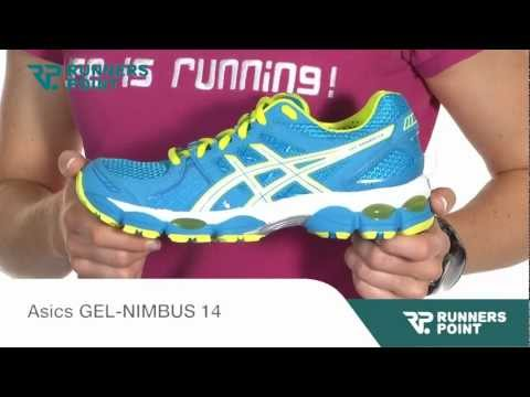 Asics GEL-NIMBUS 14 - YouTube