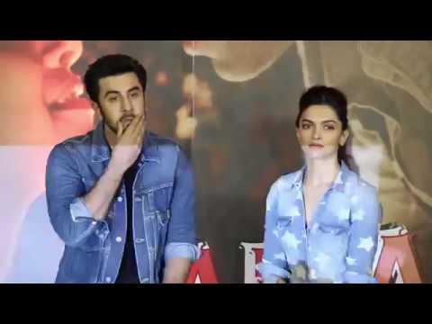 Ranbir Kapoor Reaction When Asked About Katrina Kaif   Deepika Padukone   Chemistry   Love   HD