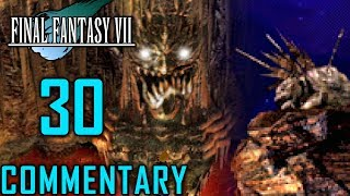 Final Fantasy VII Walkthrough Part 30 - Gi Nattak Boss Battle & Seto The Warrior