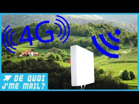 Comment améliorer sa réception 4G ? DQJMM (2/2)