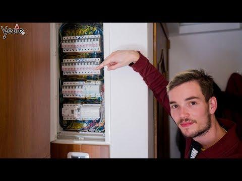 Elektricna instalacija u luksuznom apartmanu VLOG