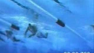 Michael Phelps -- Butterfly