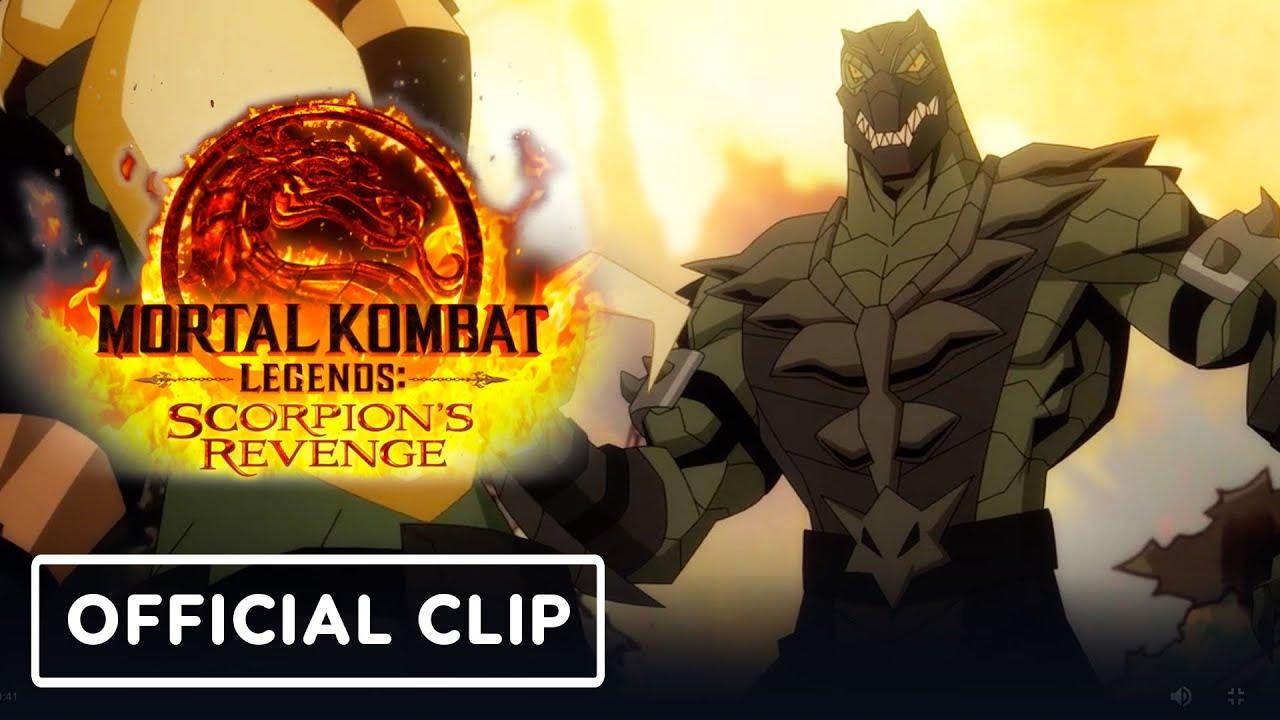 Mortal Kombat Legends Scorpion S Revenge Official Sonya Blade