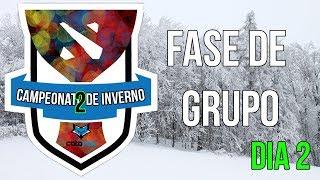 [LIVE] CAMPEONATO DE INVERNO 2 - FASE DE GRUPO DIA 2 thumbnail