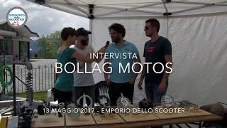 Ralph Bollag intervista - Emporio dello Scooter 13/05/2017