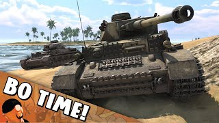 """War Thunder - Panzer IV G """"They Lowered This Things Battle Rating!?"""""""