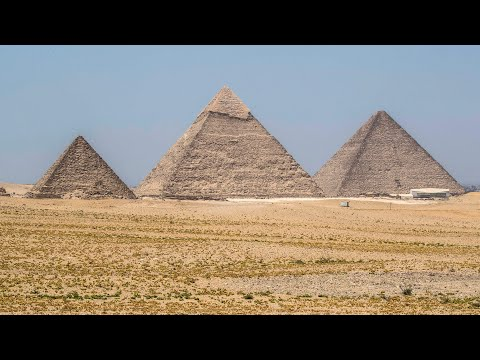 Elon Musk claims Egyptian pyramids were built by aliens