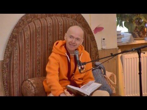 Шримад Бхагаватам 4.16.21-26 - Кришнананда прабху