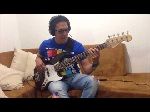 Carlos Vives - Bailar Contigo Cover Bass Miguel Torres