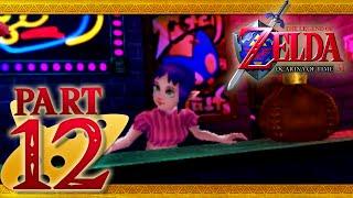 The Legend of Zelda: Ocarina of Time 3D - Part 12 - Zora's River