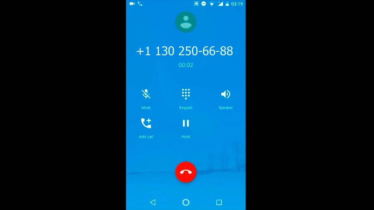 NOKIA 2 incoming call