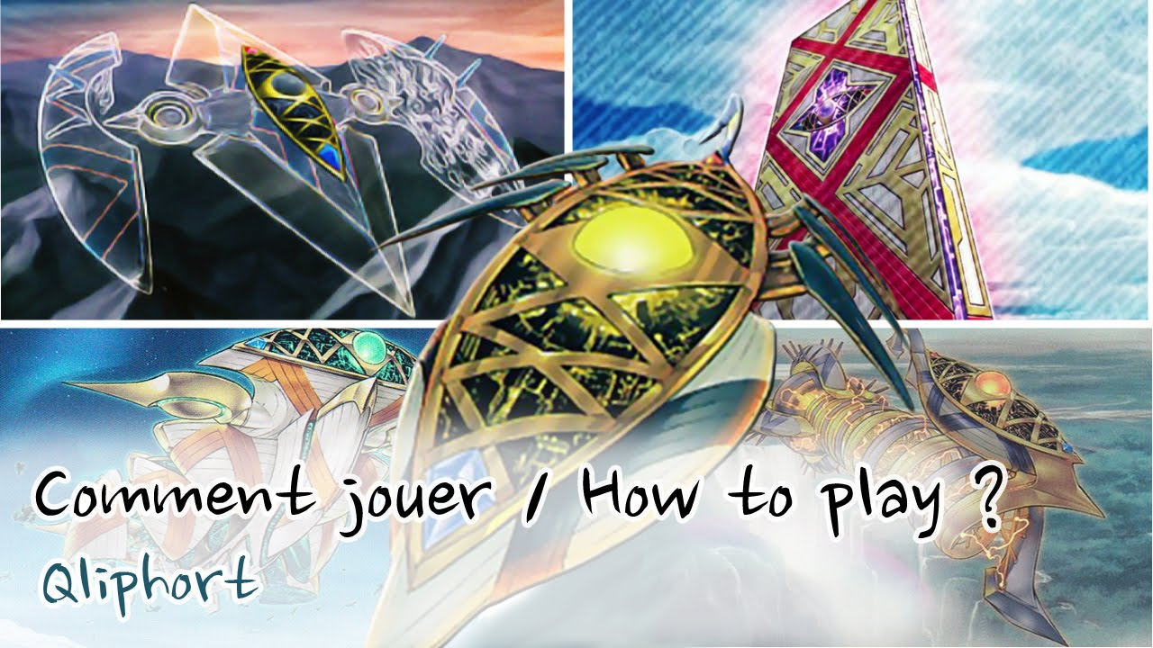 How To Play : Qliphort By Yuliisss Slifer Qliphort Deck Profile