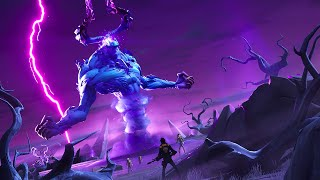 Fortnite | Storm King Boss Fight (Fortnitemares 2019)