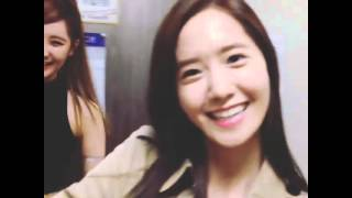 [Tiffany Instagram]140926 Yoona cake delivery to TTS(English sub)