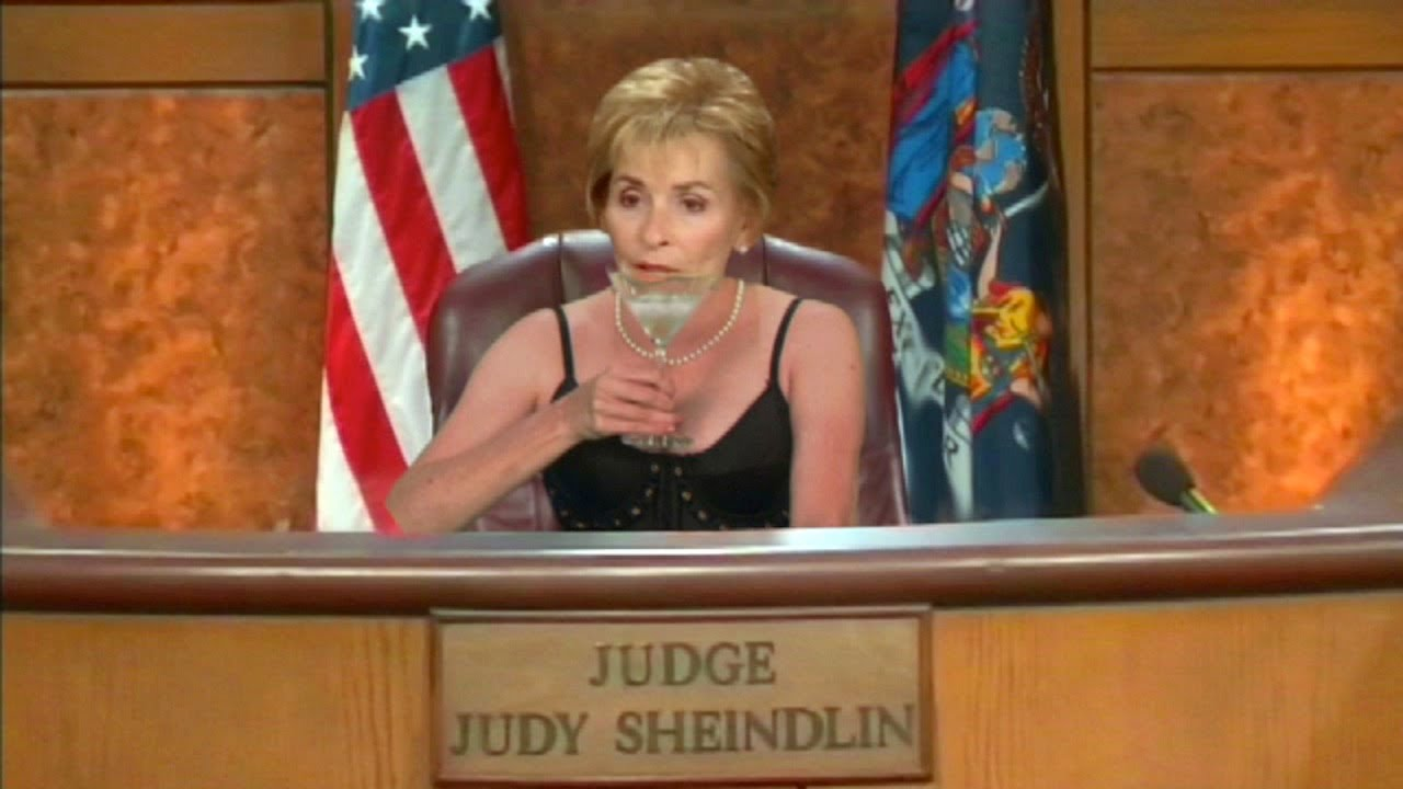 Judge Judy Goes Primetime - Youtube-1924